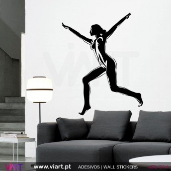 SEXY SILHOUETTE - 2 - Wall stickers - Wall Decal - Viart -1