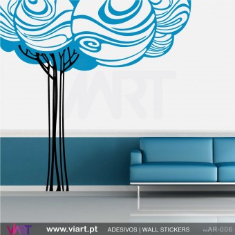 Dream Tree - Wall stickers - Wall Decal - Viart -1