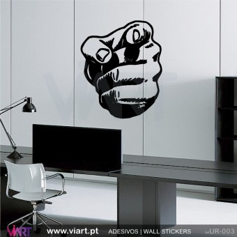 YOU!! Vinil Autocolante Decorativo