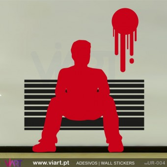 Cool Bench!! - Wall stickers - Wall Decal - Viart -1