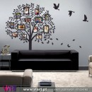 Family tree for pictures!  - Wall stickers - Decal - Viart - A