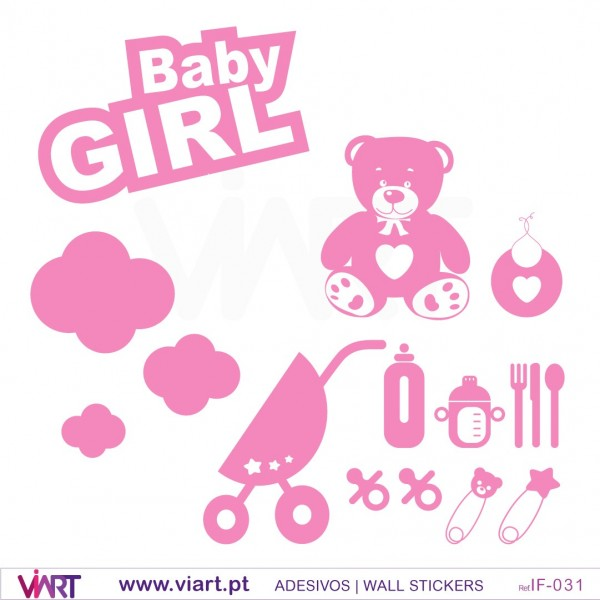 Wall Stickers   Baby Room   Viart  2 Part 87